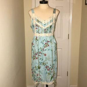 Spring Joe Brown Dress lightweight
